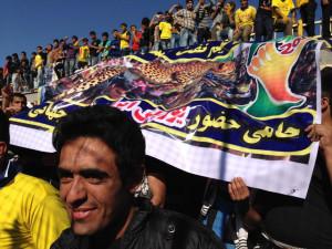 حمایت از یوزپلنگ ایرانی در مسجد سلیمان